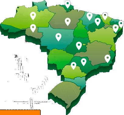 Mapa onde Estamos